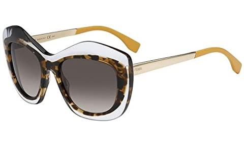 Fendi Lunettes de soleil 0029/S Fashion Colour block - 7NQ/HA