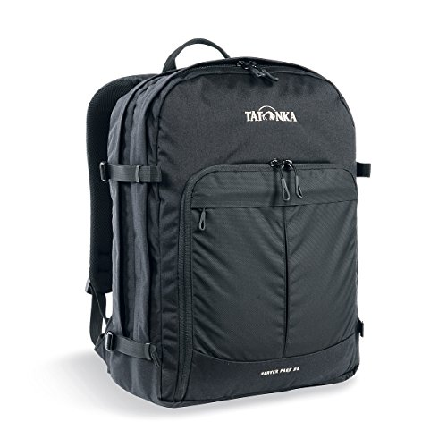 Tatonka Server Pack 29 Rucksack, Black, 44 x 33 x 17 cm