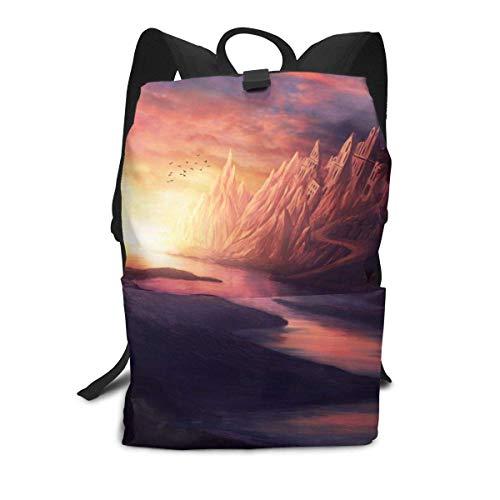 Cave Castle Backpack Middle für Kinder Jugendliche Schulreisetasche -