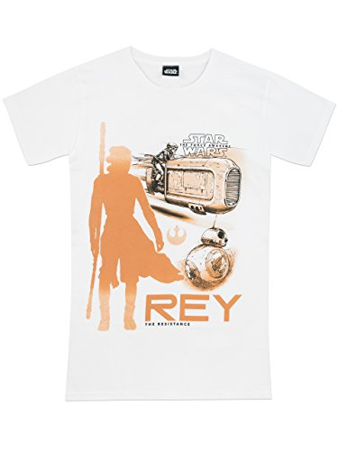 Star Wars Mädchen Star Wars T-Shirt Kurzarm - 128