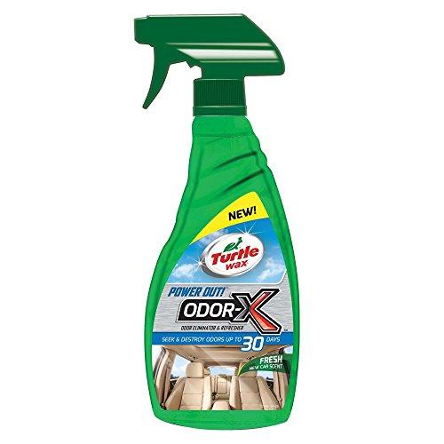 Turtle Wax 52744 Power Out Geruch X Auto Geruch Entferner Auto Innenraum Erfrischung Rauch & Pet Geruch 500ml