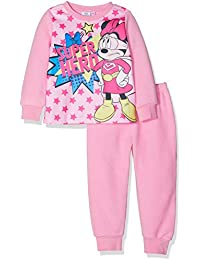 d046cc5257 Disney Girl s Minnie Super Hero Pyjama Sets