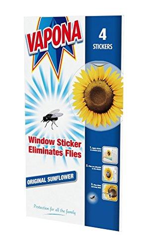 vapona-window-stickers-sunflower-x-4-insect-flies-wasp-pest-attractor-eliminator-killer