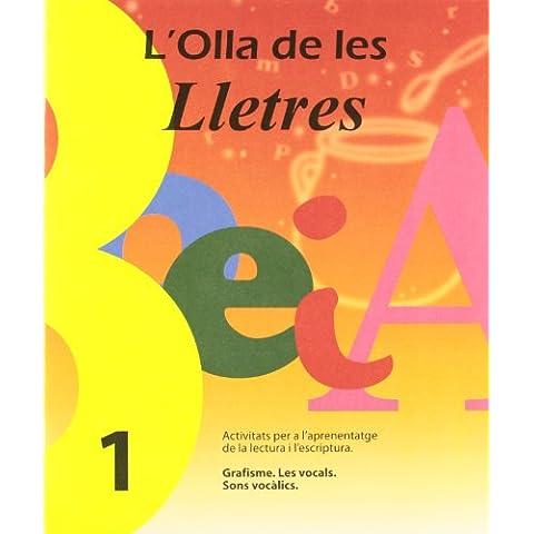 L'olla De Les Lletres 1 - Grafisme.