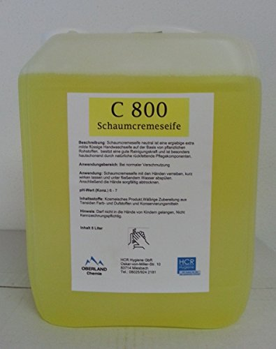 Schaumseife, 5 Liter