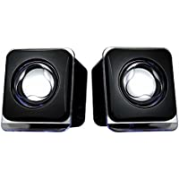 Terabyte Mini USB2.0 Speaker (Black)