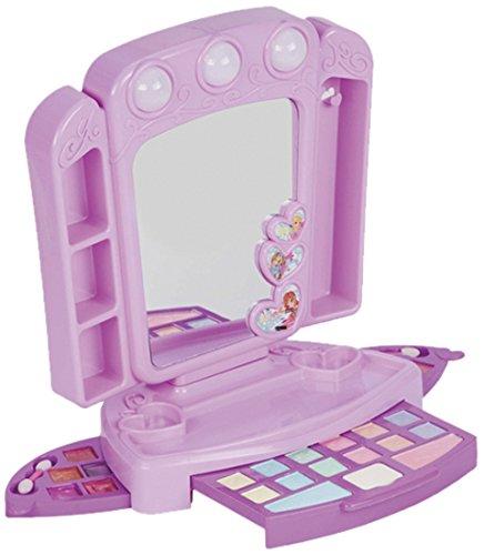 ODS Fairy Mirror Make Up Winx Specchiera Trucchi con Luci per Bambini, 56401
