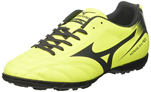 Mizuno Monarcida Neo, Scarpe da Calcio Uomo, (Safety Yellow/Dark Shadow), 39 EU