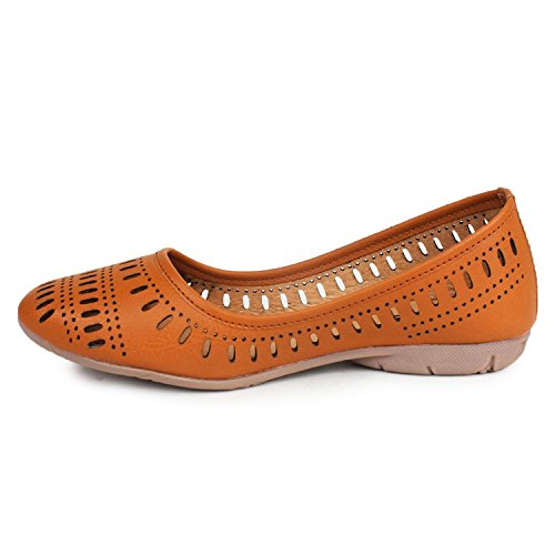 Thari-Choice-Woman-Faux-Leather-Belly-Shoe