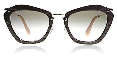 Miu Miu Sonnenbrille NOIR (MU 10NS USY4K0 55) (Sonnenbrille Miu Miu Beige)