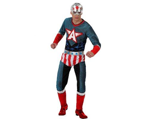 Atosa - Disfraz Súper Héroe para adulto (111-10243)