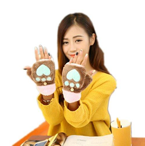 hengsong-gants-paw-filles-coeur-de-chat-de-bande-dessinee-half-finger-flip-gants-mitaines-chrismas-w