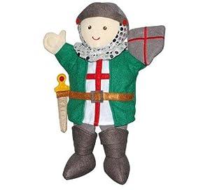 Esemebe - Caballero Medieval, marioneta (007018)
