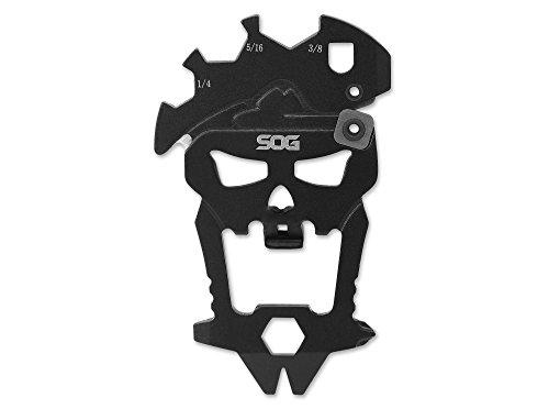 SOG Herren Multitool Mac V Tool Schwarz, One Size (Tool Sog)