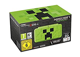 New 2DS XL Minecraft Edition + Minecraft (preinstalado) (B07HKNQNBW) | Amazon price tracker / tracking, Amazon price history charts, Amazon price watches, Amazon price drop alerts