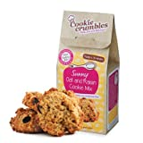 Cookie Crumbles | Sunny Oat & Raisin Cookie Mix | 6 x 380g...