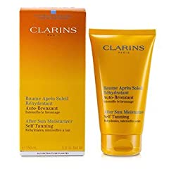 Clarins After Sun Moisturizer Self Tanning - 150ml/5.3oz