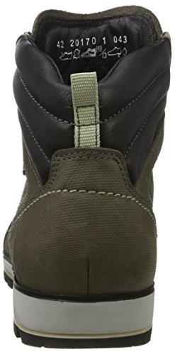 Fretz Men Mens Walk Chukka Boots Grey (fango 21)