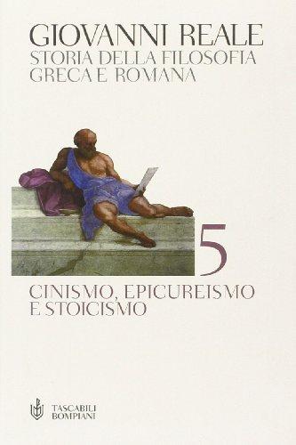 Storia della filosofia greca e romana: 5
