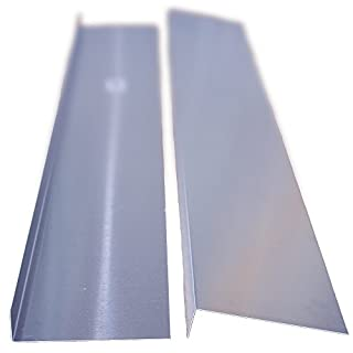 Aluminium Winkelprofil 137/30 Länge 2 Meter, Haus und Gartenprofil HG 3
