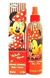 Disney Minnie Mouse Cologne Body Spray 6.8 oz for Girls