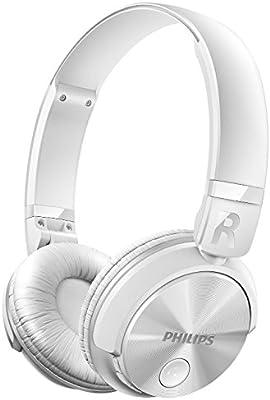 Philips SHB3060/00 - Auriculares de diadema cerrados estéreo con Bluetooth