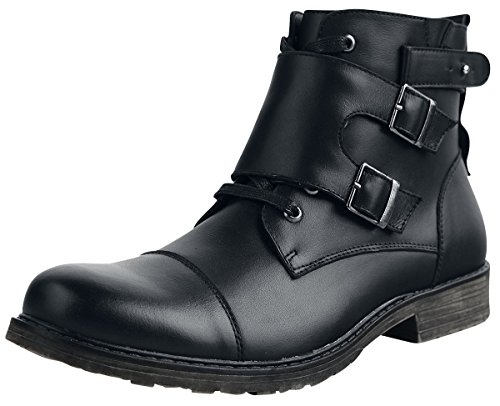 Black Premium by EMP Ordinary Was Yesterday Bottes Noir EU41