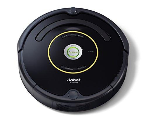 iRobot Roomba 650 Robot Aspirapolvere, Sistema di Pulizia ad Alte...