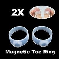 gowind62x Abnehmen Gewichtsverlust Keep Fit Magnetischer Zehenring preisvergleich bei billige-tabletten.eu