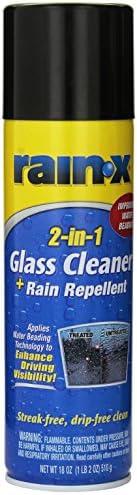 Rain-X 2-In-1 Glass Cleaner Plus Rain Repellent, 5080233