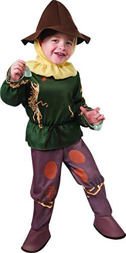 Rubie's Kostüm Vogelscheuche Zauberer von Oz-Baby (Zauberer Von Oz Vogelscheuche Kostüm Kind)