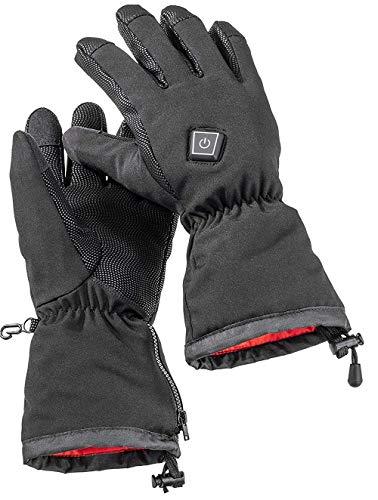 Limuwa Beheizbare Handschuhe mit 3-Stufen-Temperaturregelung mit Akkus - L-XXL