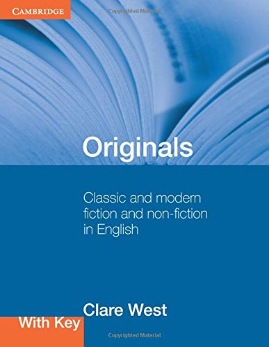 Originals with Key: Classic and Modern Fiction and Non-fiction in English (Georgian Press)