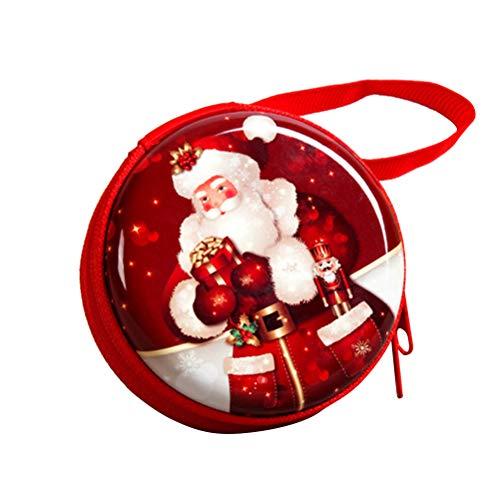 FENICAL Aufbewahrungsbox Baum Hängenden Box Kinder Spielzeug Münzen Headset Linie Aufbewahrungsbox (Weihnachten 4)