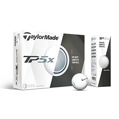taylormade-mens-tp5-golf-ball-white-l