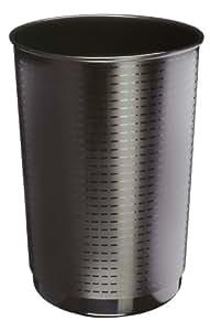 CEP - Corbeille à Papier géante maxi-capacité -  133 R - 40 L - Noir