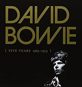 Five Years (1969-1973) [Vinyl LP] – David Bowie