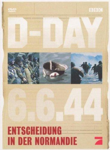 Preisvergleich Produktbild D-Day 6.6.44 - Entscheidung in der Normandie