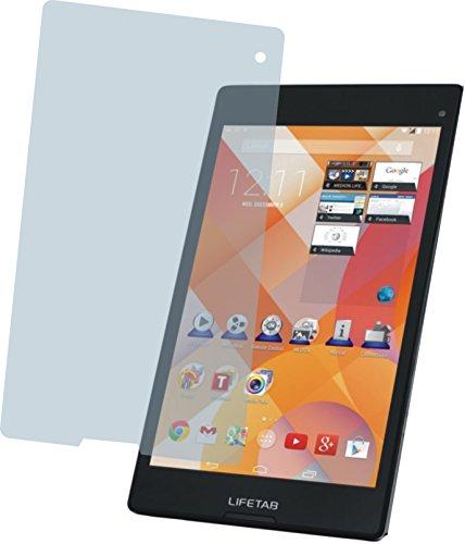 4ProTec Medion LIFETAB S8311 MD 98983 (2 Stück) Premium Bildschirmschutzfolie Displayschutzfolie ANTIREFLEX Schutzhülle Bildschirmschutz Bildschirmfolie Folie