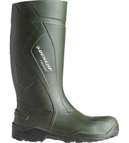 Sicherheitsstiefel Dunlop Purofort Plus S5 - C762933 (EU 39   UK 6   US 6) (Arbeit Stiefel Stahl Schaft)