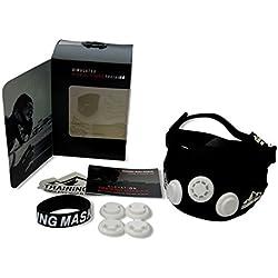 Mascara de Entrenamiento Deportivo Training Mask 2.0