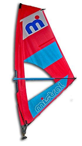 Mistral Wind SUP Segel (Komplettrig) 6,5 m², Rig Complete + Bag