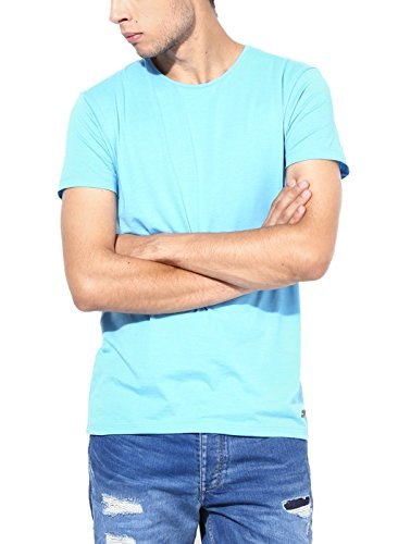 Jack & Jones Men Casual T-Shirt  available at amazon for Rs.397