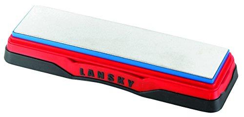 Lansky ls09500, affilacoltelli unisex - adulto, rosso, taglia unica