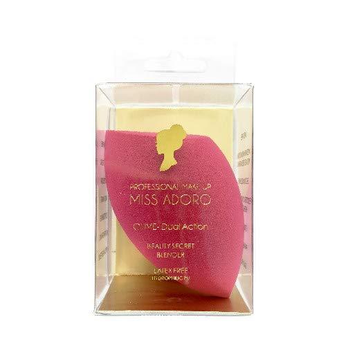 MISS ADORO Olive Dual Action Blending Sponge (Random Color)