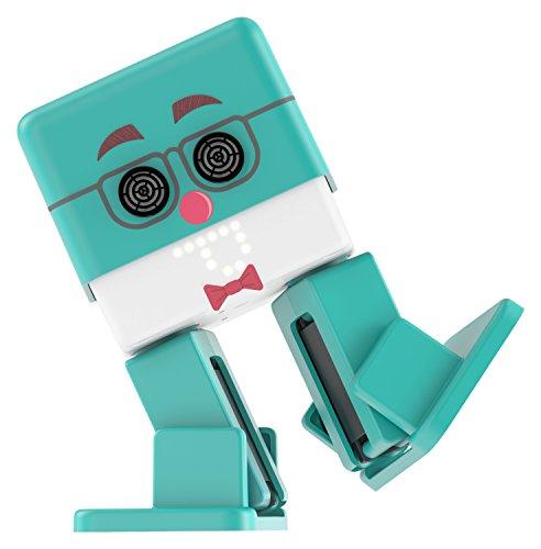 41WIaC76maL - BQ - Zowi, El robot de Clan, color verde