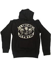 Official Merchandise - Sweat à capuche - Femme Noir Noir