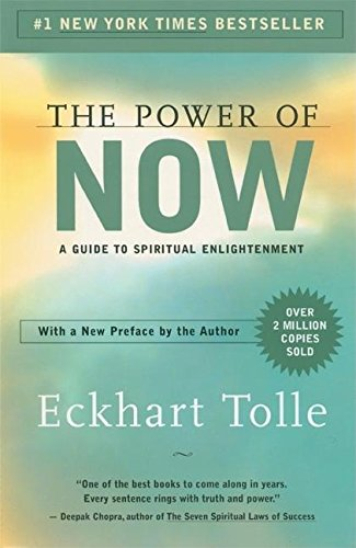 The Power of Now : A Guide to Spiritual Enlightenment par Eckhart Tolle
