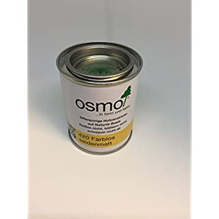 Osmo UV Protection Oil 420 - Clear with Biocides 125ml
