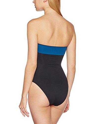 Haute pression, Nuoto Donna Blu (Bleu/Noir)